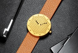 ZEGAREK GOLD BIKUPA FASHION WATCH BY ALEXANDER LERVIK
