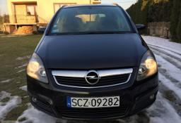 Opel Zafira B bezwypadkowy