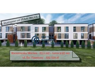 Nowe mieszkanie Rzeszów Słocina, ul. św. Faustyny