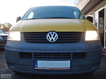 Volkswagen Transporter T5 1.9 TDi 85 KM ALU-FELGI HAK PARKTRONIC ZADBANY !