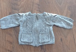 Sweterek Burberry.szary unisex 54 cm