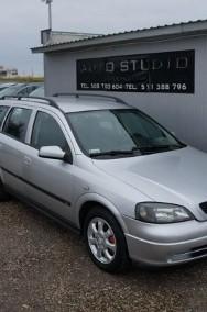 Opel Astra G Zarejestrowana w Polsce/Klimatyzacja/2.0Dti 101KM/Zadbany!-2