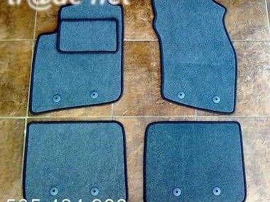 Volvo V40 1995-2004 najwyższej jakości dywaniki samochodowe z grubego weluru z gumą od spodu, dedykowane Volvo V40-1