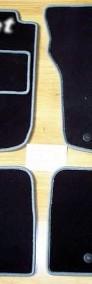 Volvo V40 1995-2004 najwyższej jakości dywaniki samochodowe z grubego weluru z gumą od spodu, dedykowane Volvo V40-4