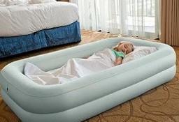 łóżka nadmuchiwane dla dzieci