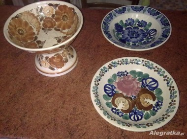 Talerze ceramiczne  plus misa-1
