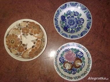 Talerze ceramiczne  plus misa-2