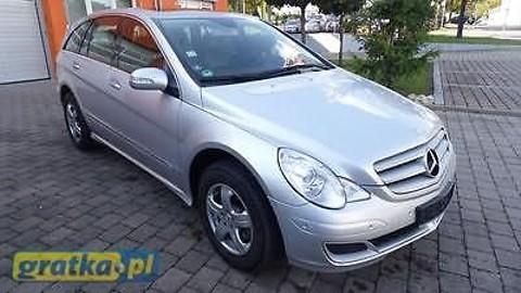 Mercedes-Benz Klasa R W251 ZGUBILES MALY DUZY BRIEF LUBich BRAK WYROBIMY NOWE