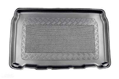 DS 3 Crossback od 04.2019 r. do teraz mata bagażnika - idealnie dopasowana do kształtu bagażnika Citroen DS
