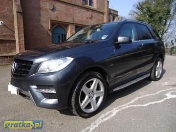 Mercedes-Benz Klasa M W166 ZGUBILES MALY DUZY BRIEF LUBich BRAK WYROBIMY NOWE