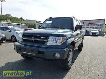 Mitsubishi Pajero III ZGUBILES MALY DUZY BRIEF LUBich BRAK WYROBIMY NOWE