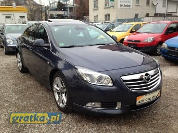 Opel Insignia I Country Tourer 2.0 CDTI Edition 4x4 S&S