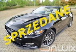 Ford Mustang VI Cabrio GT 5,0 435KM autom/skóra/wentylacja/ VAT23%