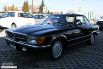 Mercedes-Benz Klasa SL R107 Wersja Europejska *Hardtop*