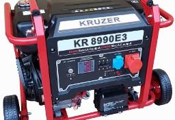 Agregat prądotwórczy generator trójfazowy KRUZER KR 8990E3 6.0kW!!!