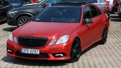 Mercedes-Benz Klasa E W212 E350 306 HP 4 Matic AMG Panorama Harman TV Pamięć
