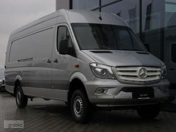 Mercedes-Benz Sprinter Sprinter 319 furgon ekstra długi 4x4 Sprinter 319 furgon ekstra dług