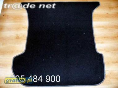 TOYOTA PREVIA od 2000 do 2006 r. najwyższej jakości bagażnikowa mata samochodowa z grubego weluru z gumą od spodu, dedykowana Toyota Previa-1