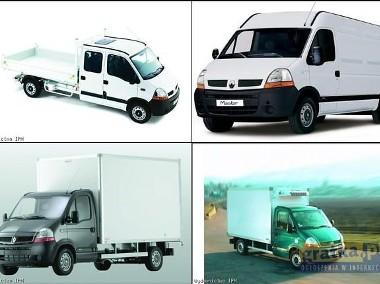 Renault Master KUPIĘ KAŻDY MODEL 2010-2018r.-2