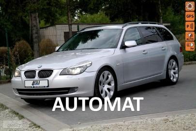 BMW SERIA 5 3.0*250 KM*Xenon*Półskóra*DVD*Pełny serwis*Nowy rozrząd*Zadbany