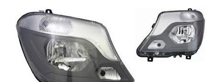 SPRINTER 906 13- LAMPA REFLEKTOR PRAWA LUB LEWY H7 +H7 NOWA Mercedes-Benz Sprinter-1
