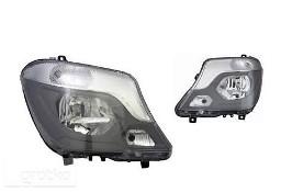 SPRINTER 906 13- LAMPA REFLEKTOR PRAWA LUB LEWY H7 +H7 NOWA Mercedes-Benz Sprinter