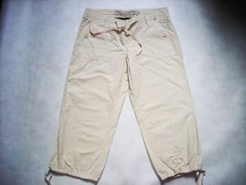 Spodnie Dorothy Perkins Spodnie 3/4  j nowe 40 L