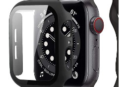Etui ze szkłem do Apple Watch 4/5/6/SE 44 mm