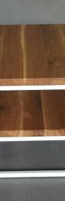stolik / ława ALESSIO dębowe blaty olejowane szczotkowane-3