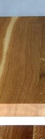 stolik / ława ALESSIO dębowe blaty olejowane szczotkowane-4