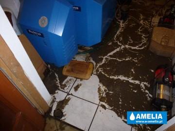 Sprzątanie po wybiciu kanalizacji Chorzów sprzątanie po zalaniu Chorzów sprzątanie po wybiciu szamba Chorzów sprzątanie fekaliów Dezynfekcja