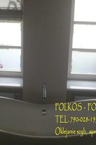 Zasłaniamy okno w łazience , szyby balkonowe, drzwi i ścianki działowe-2