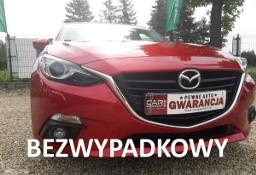 Mazda 3 III salon polska 1właściciel niski przebieg bezwypadkowy stan perfekcyj