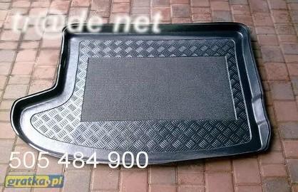 JEEP PATRIOT od 2005 mata bagażnika - idealnie dopasowana do kształtu bagażnika Jeep Patriot