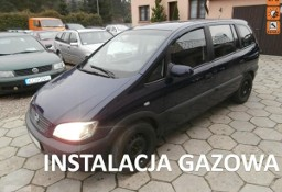 Opel Zafira A sprzedam opel zafia gaz 7 osobowy hak klima