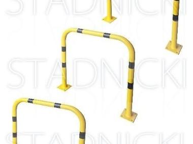 Odbojnica prosta, odbój barierka prosta bariera 100 cm-1