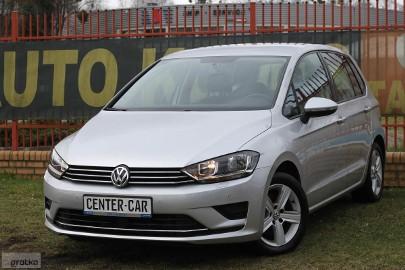 Volkswagen Golf Sportsvan I Serwis ASO,Wzorowy Stan,Automat,WARTO