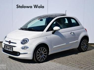 Fiat 500 Dolcevita Panorama AndroidAuto/CarPlay Klima aut. Cyfrowe zegary-1