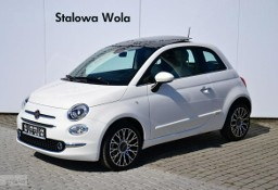 Fiat 500 Dolcevita Panorama AndroidAuto/CarPlay Klima aut. Cyfrowe zegary