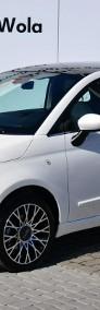 Fiat 500 Dolcevita Panorama AndroidAuto/CarPlay Klima aut. Cyfrowe zegary-3