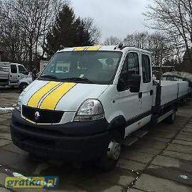 Renault Mascot ZGUBILES MALY DUZY BRIEF LUBich BRAK WYROBIMY NOWE