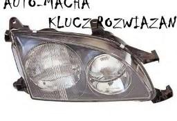 Toyota Avensis I 97-00 reflektor NOWY WYSYLKA