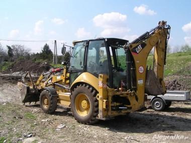 Usługi Roboty Prace Ziemne Koparka Koparki Koparko Ożarowice,Strąków-1