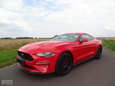 Ford Mustang VI EUROPA 2.3 EcoBoost 290 KM Virtual LED Skóra KAMER-1