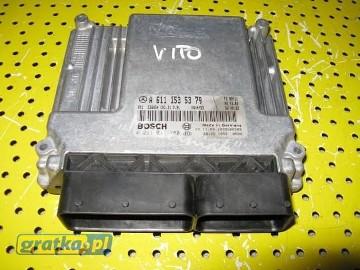 Komputer Sterownik Silnika Vito Viano 2.2 CDI 639 Mercedes-Benz Vito