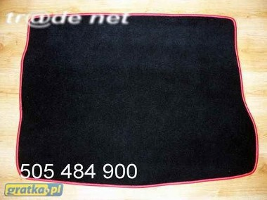 KIA CEED HB 5d od 2009 do 2012 GB L i XL najwyższej jakości bagażnikowa mata samochodowa z grubego weluru z gumą od spodu, dedykowana Kia Cee'd-1