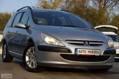 Peugeot 307 I 2.0 Benzyna 136 KM Klimatronic Podgrz. fotele. Alu