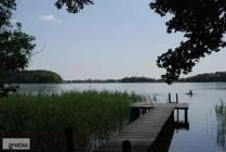 Ińsko domek nad jeziorem