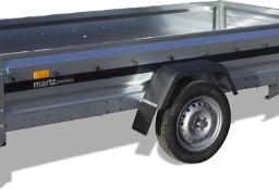 Martz Tema Premium 263 C - ciężka, hamowana, dwie burty otwierane, oś skrętna, skręcana