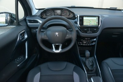 Aktualizacja mapy Peugeot 2008 2021 1ed Nowość